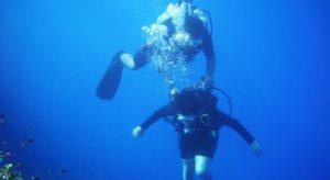 RESCUE DIVER | Amazing Dive
