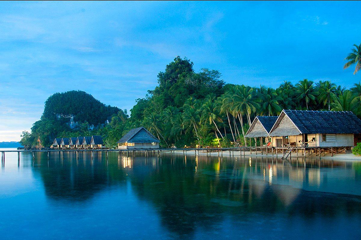 RajaDivers dive resort Raja Ampat Indonesia top | Amazing dive