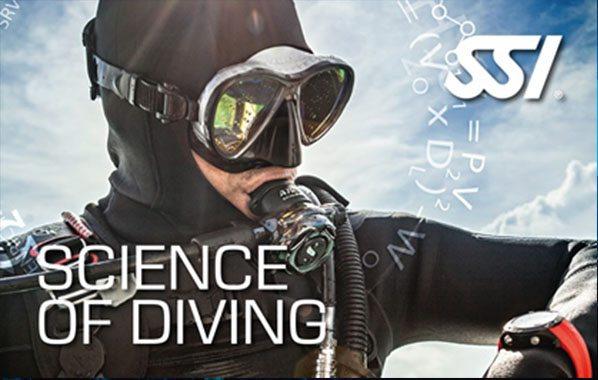 SSI Science of Diving | SSI Science of Diving Course | Science of Diving | Specialty Course | Diving Course | Amazing Dive